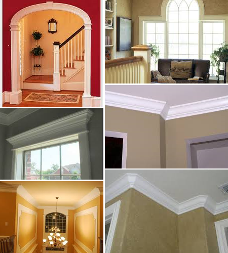 Different Kinds of Trim for a House in Jacksonville, FL